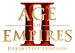 Age of Empires II: Definitive Edition logotype