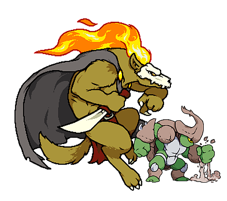 Rivals of Aether cutout