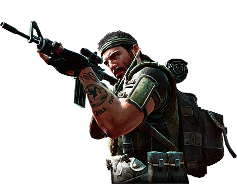 Call of Duty: Black Ops Cold War cutout