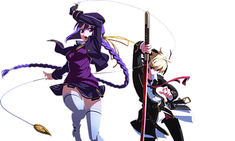 Under Night In-Birth Exe:Late[st] cutout
