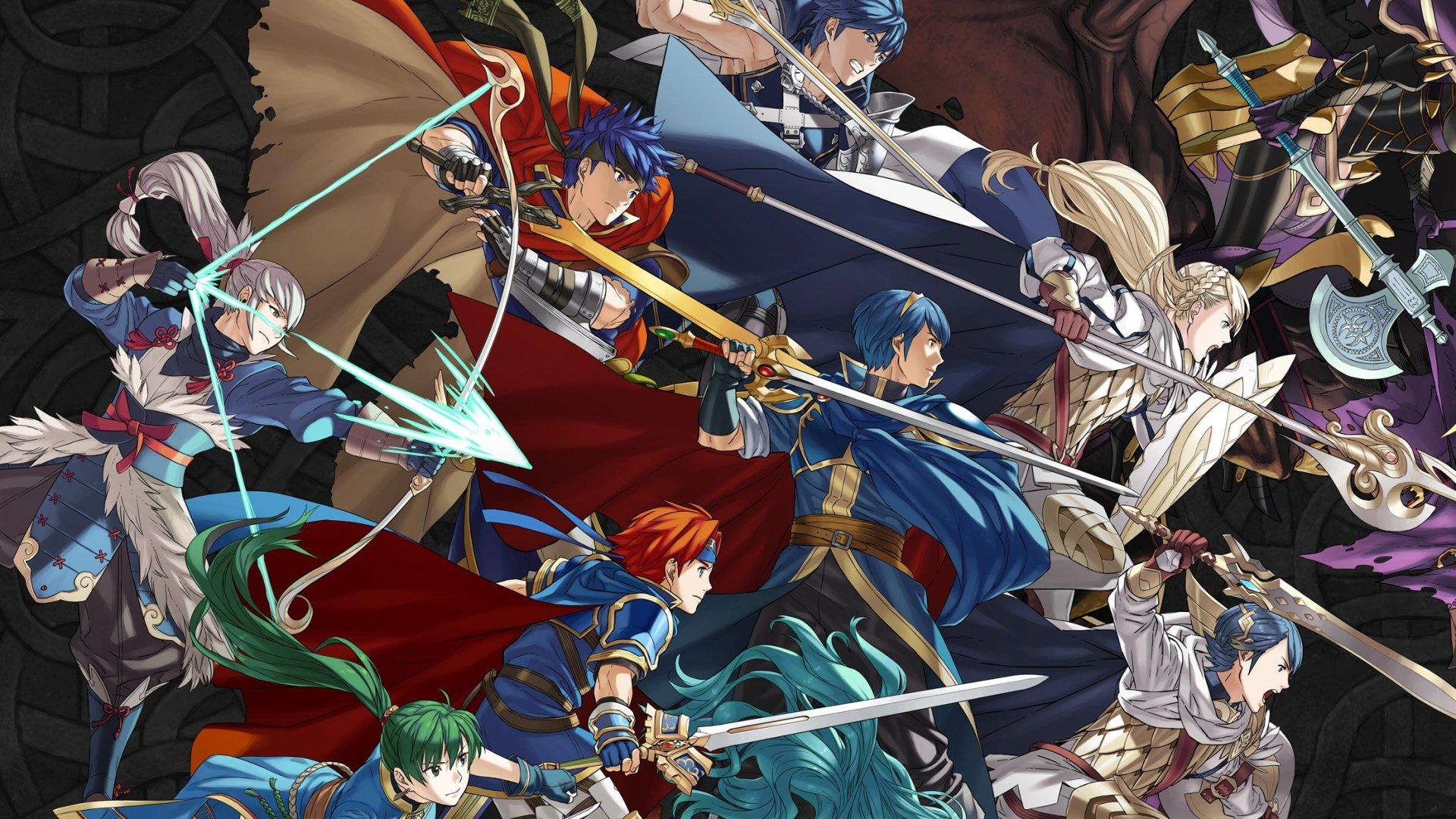 Fire Emblem Heroes artwork