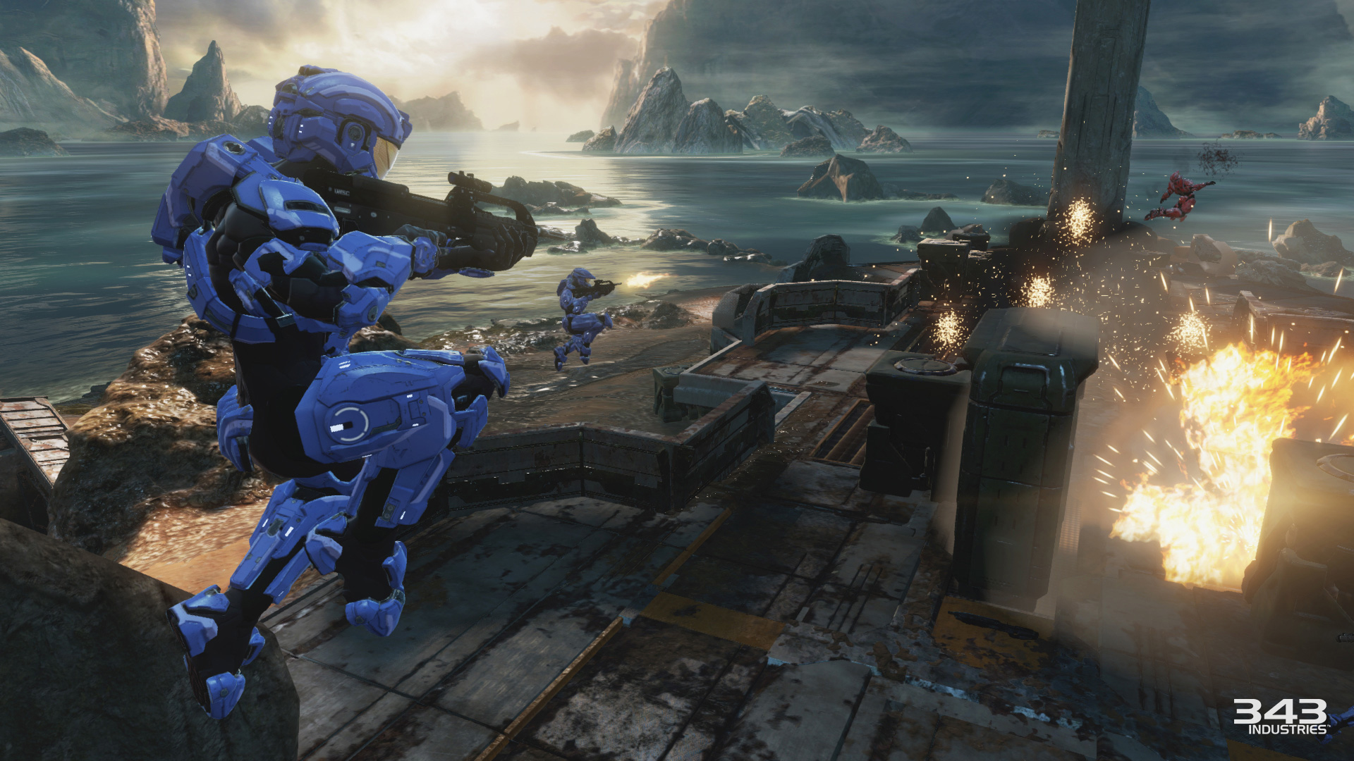 Halo: The Master Chief Collection artwork