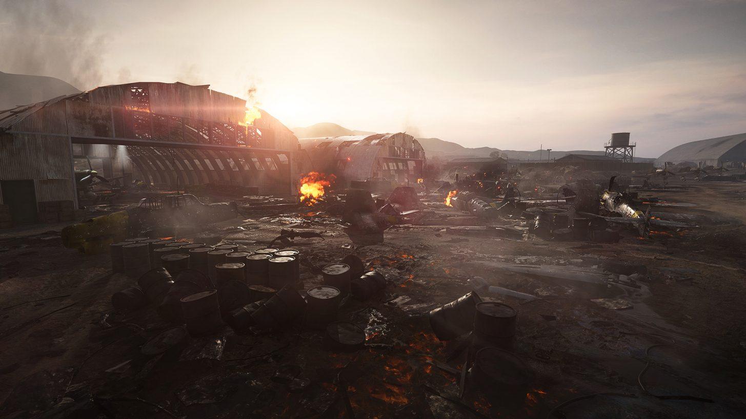 Battlefield V artwork