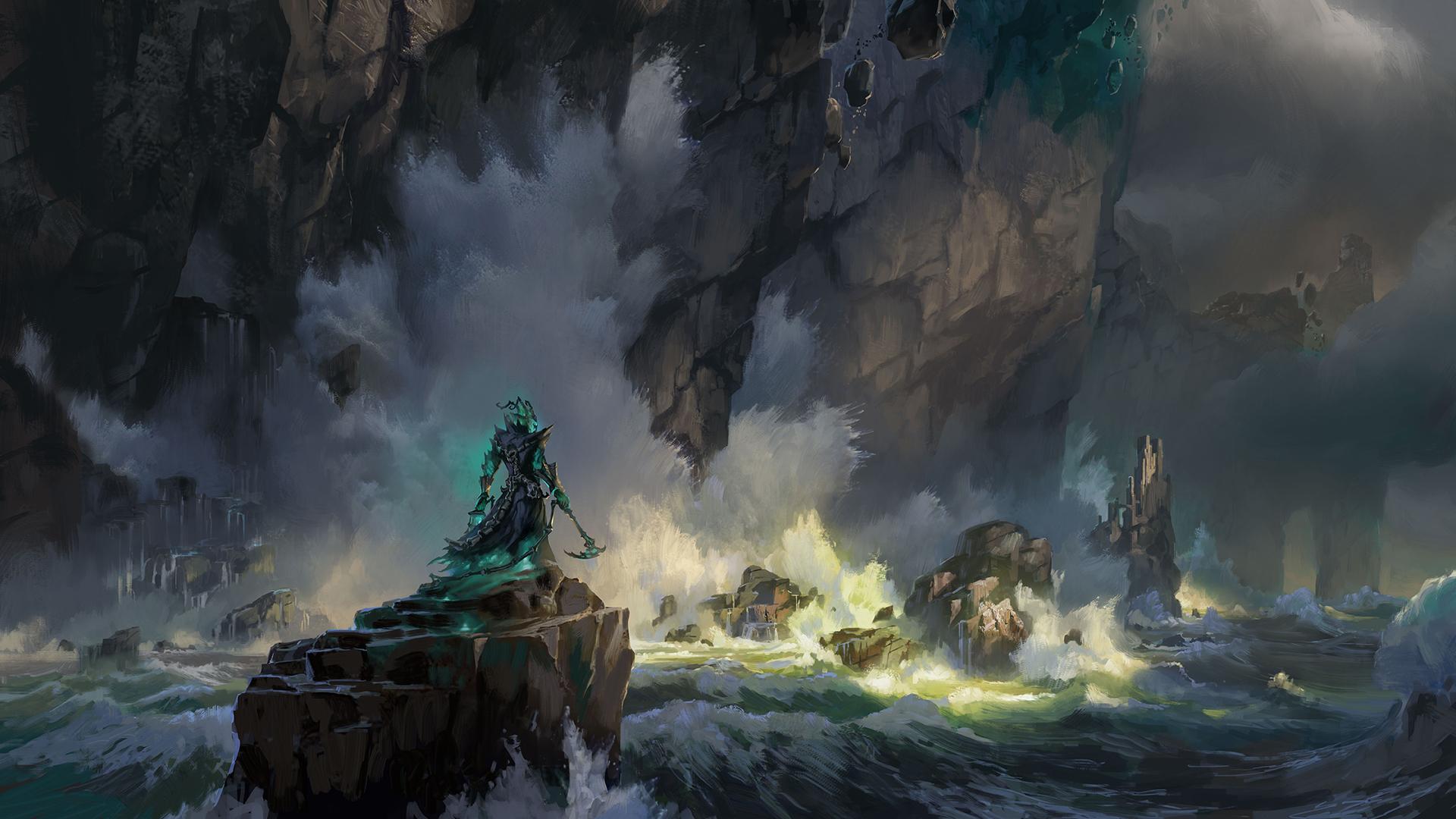 Legends of Runeterra artwork