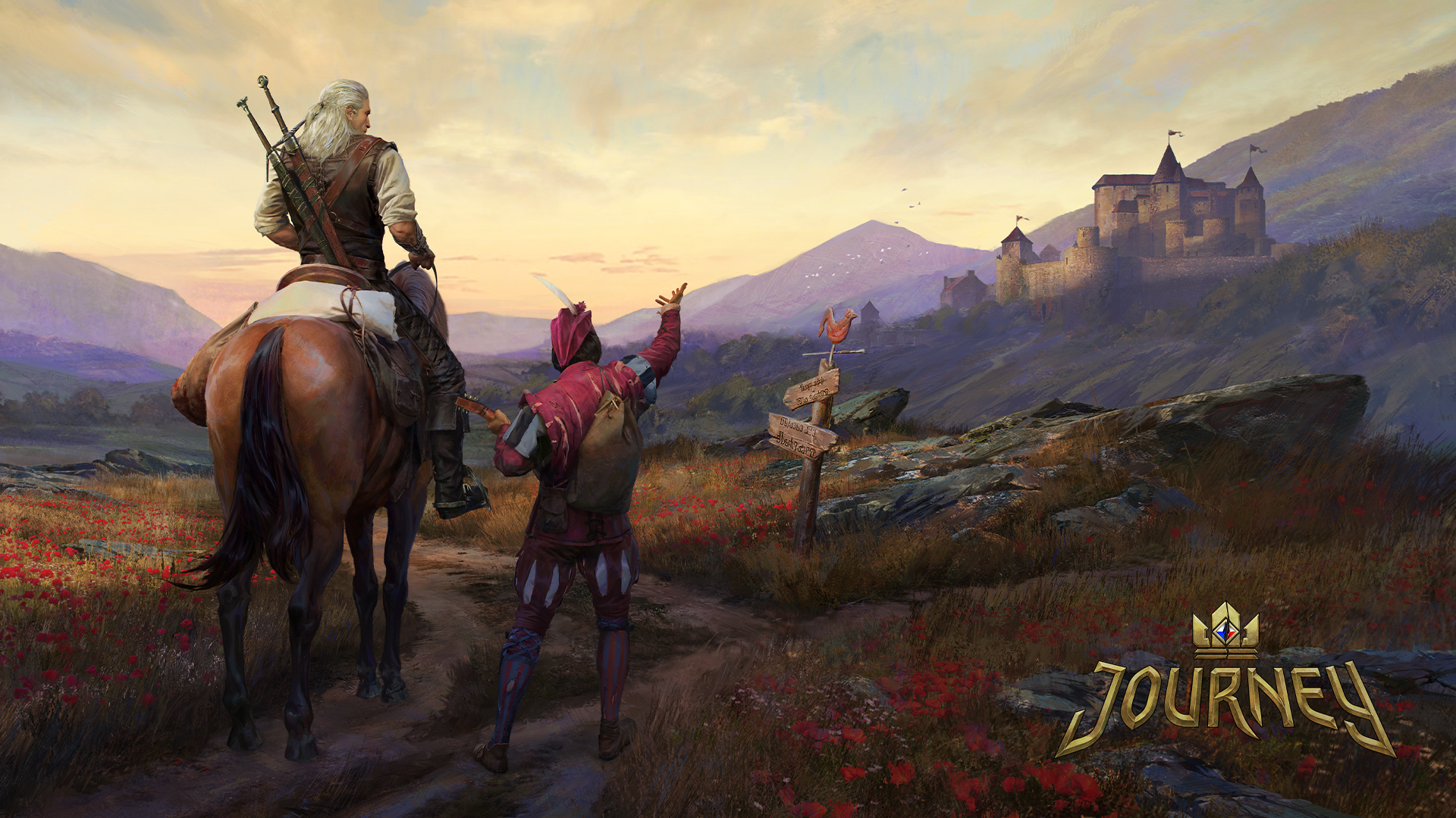 Gwent: The Witcher Card Game artwork