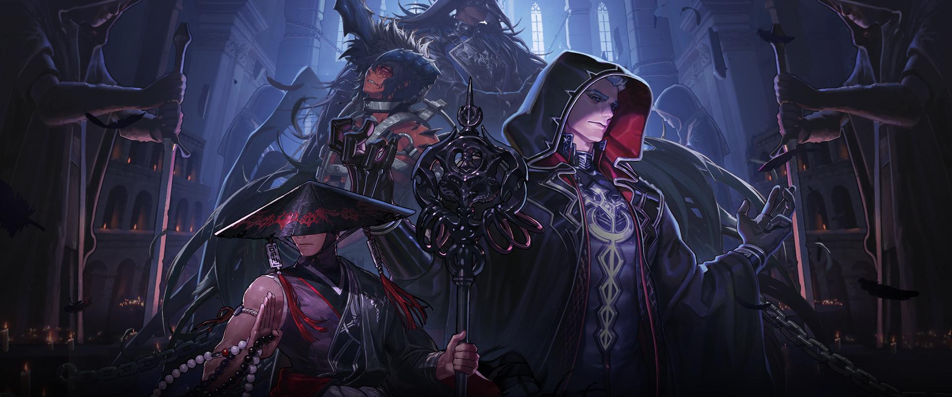 Dungeon Fighter Online artwork