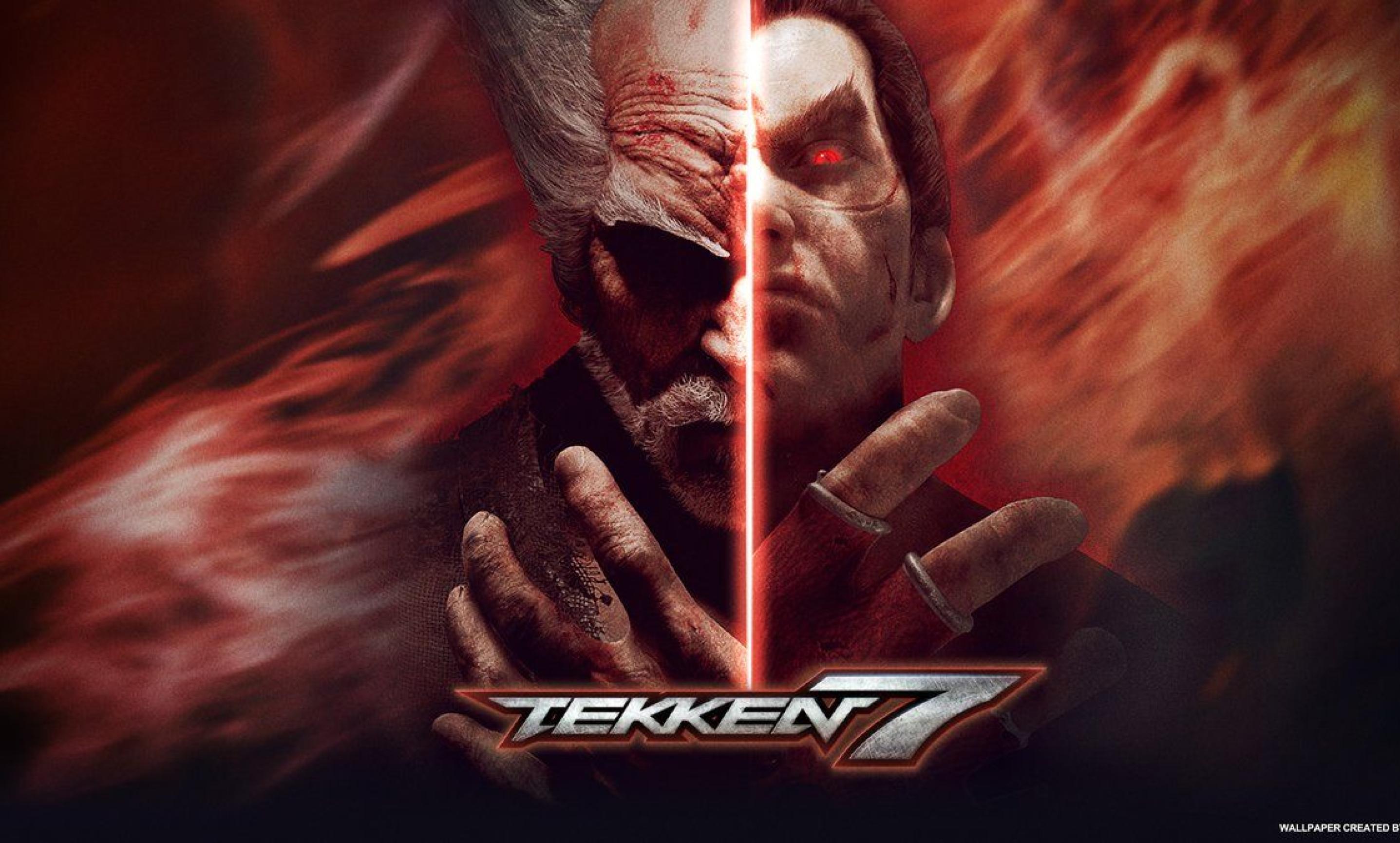 Tekken 7 artwork