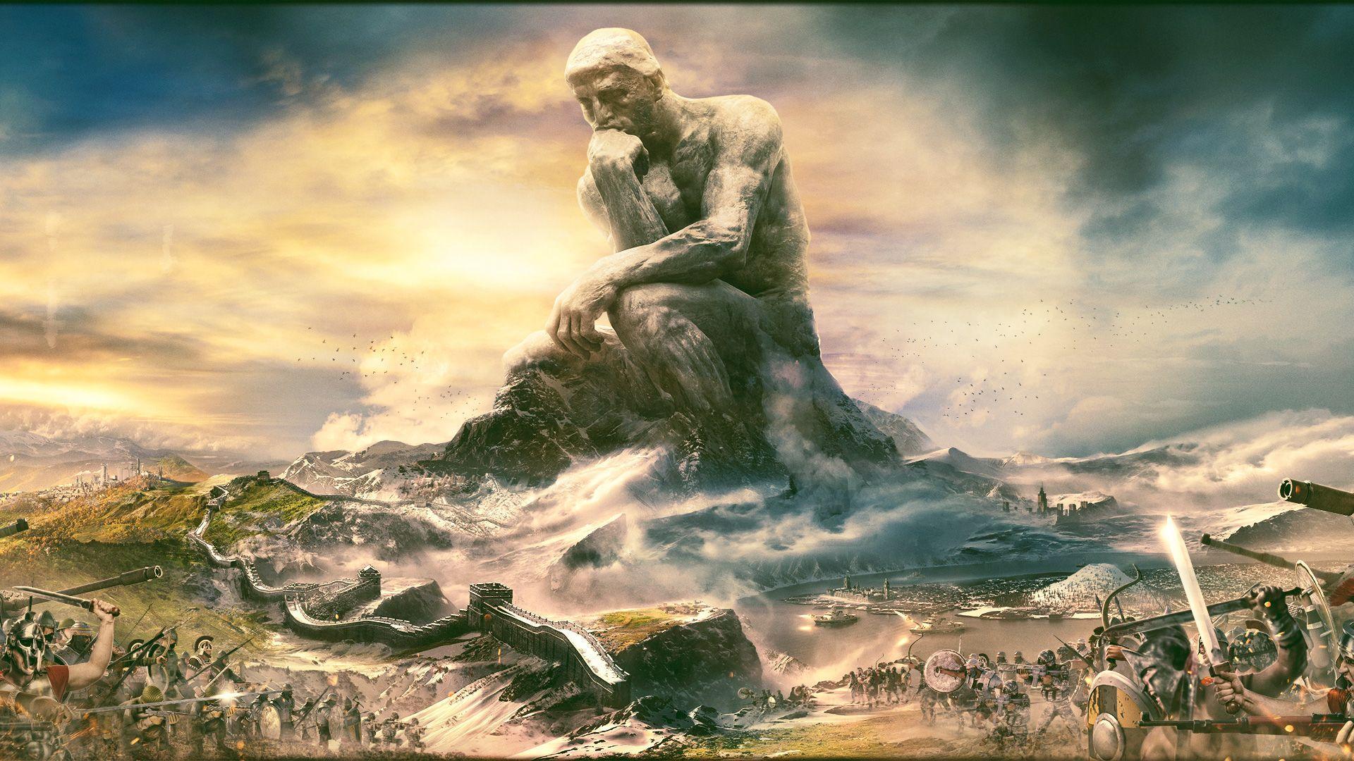 Sid Meier's Civilization VI artwork