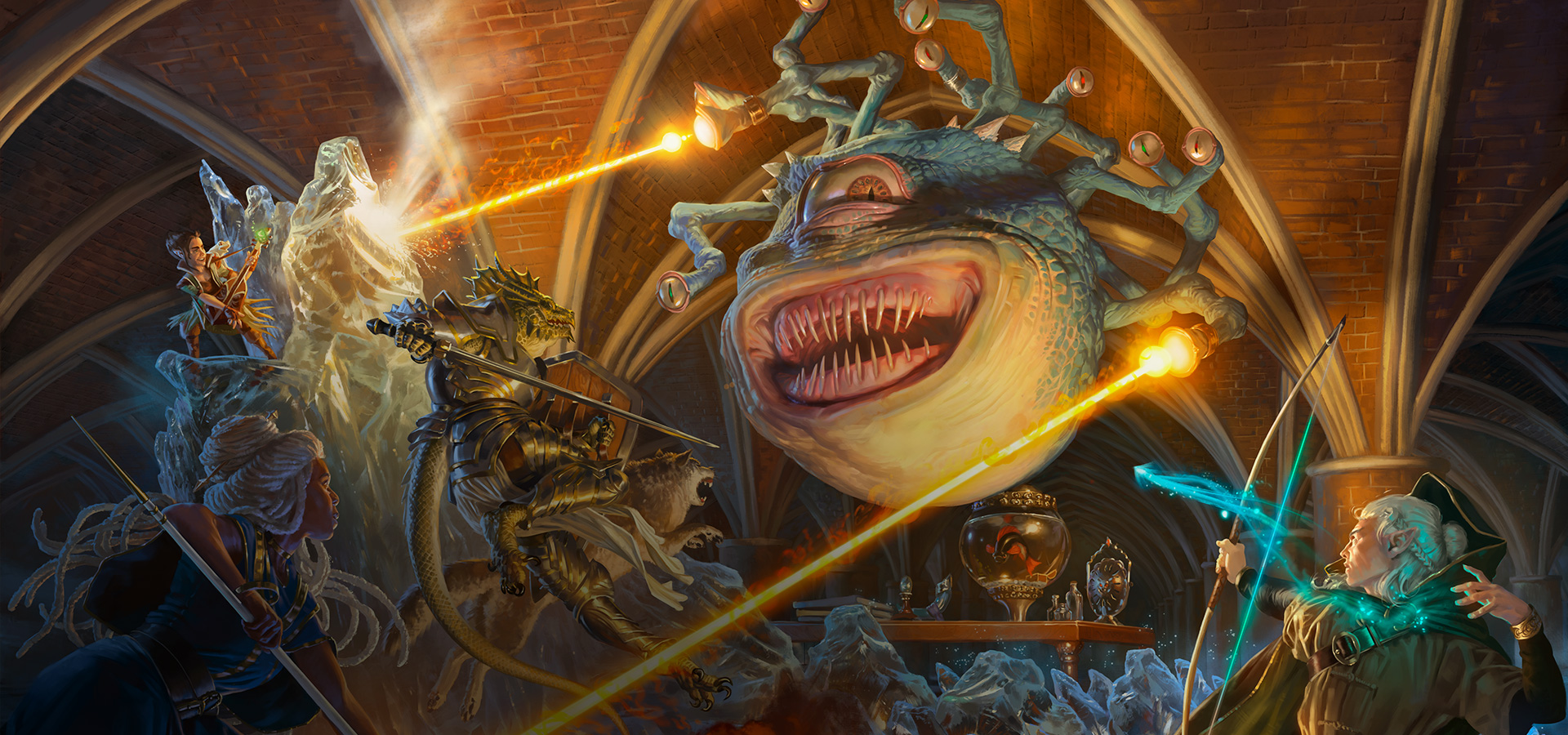 Magic: The Gathering Online artwork