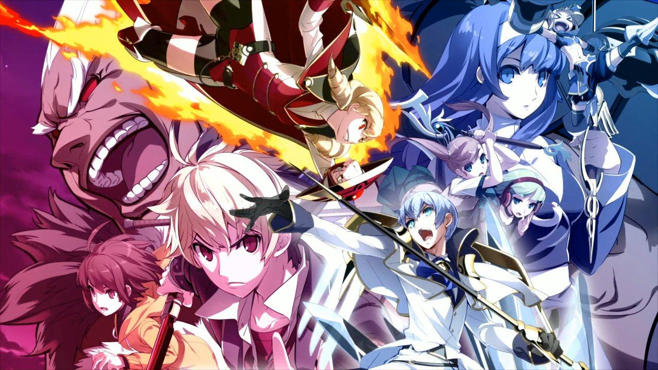 Under Night In-Birth Exe:Late[st] artwork