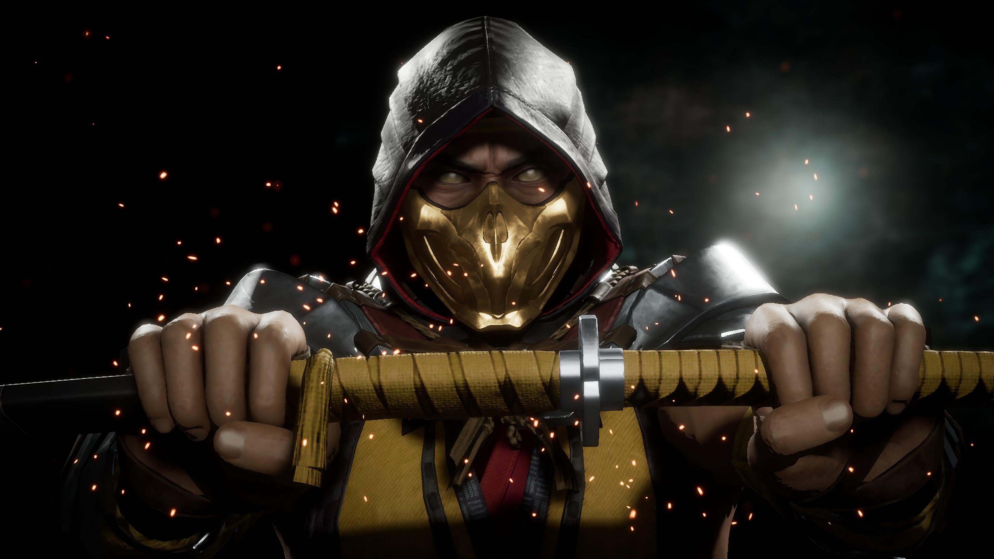 Mortal Kombat 11 artwork